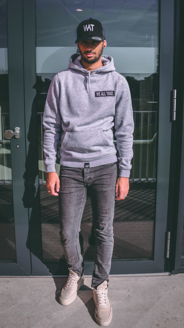 men's - hoodie we all that