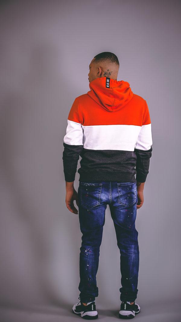 we all that hoodie orange men